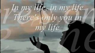 in my life. by Ariel Rivera w/ lyrics