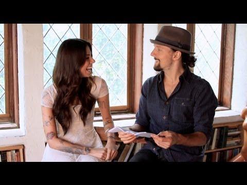 Christina Perri ft. Jason Mraz - Distance [Behind the Scenes]