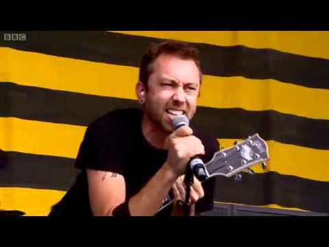 Rise Against - Satellite (live From 2011 Reading Festival) video