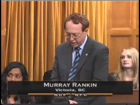 Murray Rankin - Statement - Shark Fin Import Ban
