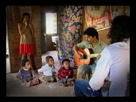 O Cego E TrÊs Aleijados - Pepe Moreno Acompanhamento Na Flauta Doce video