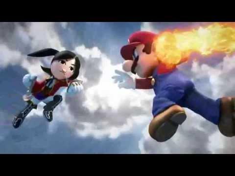 Super Smash Bros - Silhouette {REMAKE}
