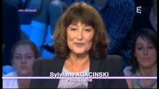 Sylviane Agacinski Quot Drame Des Sexes Quot  On N 39 Est Pas Couch  11 Octobre 2008 Onpc