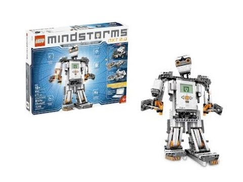 Lego Moindstorms 2 0 Part 4 Humanoid