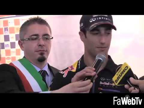 Il 21° Trofeo Bandini a Daniel Ricciardo 01/09/2014