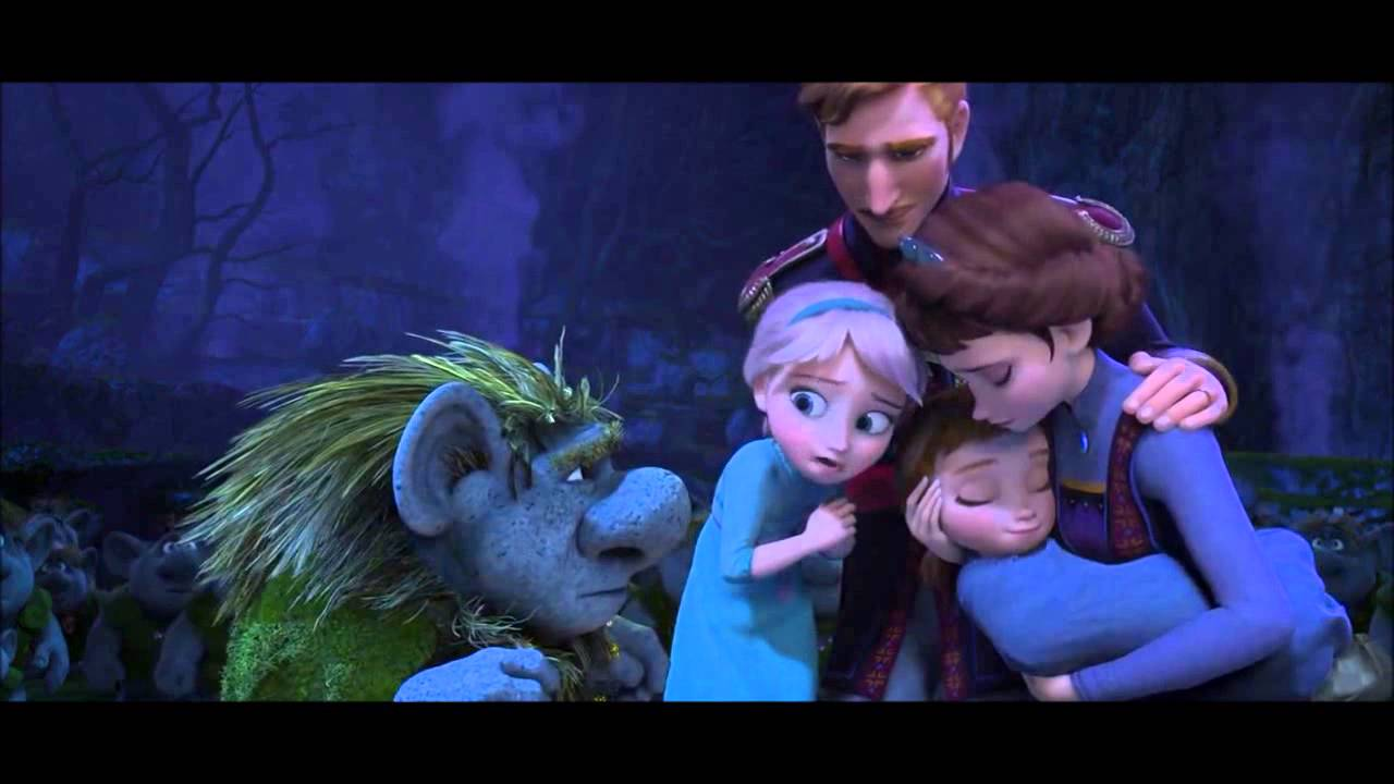 Frozen 2013 Trolls Healing French Youtube
