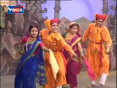 Marathi Song - Jejuricha Kkandeyala - Banu Navari Natali