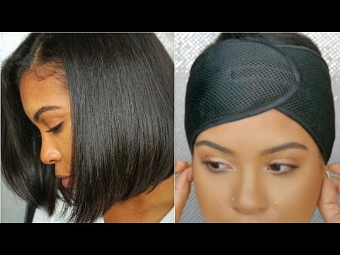How To Maintain Straight Hair/Duby Wrap