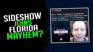 Sideshow Joins Florida Mayhem As Flex DPS? - Overwatch Streamer Moments Ep. 45