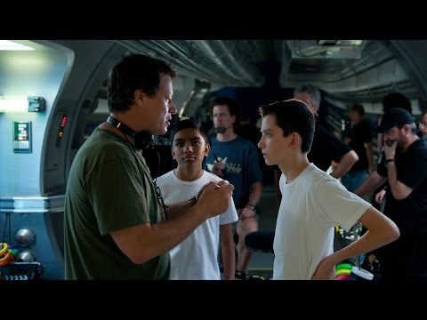 Ender's Game - Extended Interview