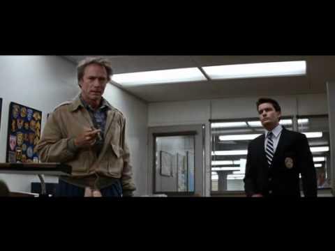 La Recluta-L'incontro-Clint Eastwood e Charlie Sheen-Film U.S.A. Avi Dvd Rip Xvid Mp3 Italia