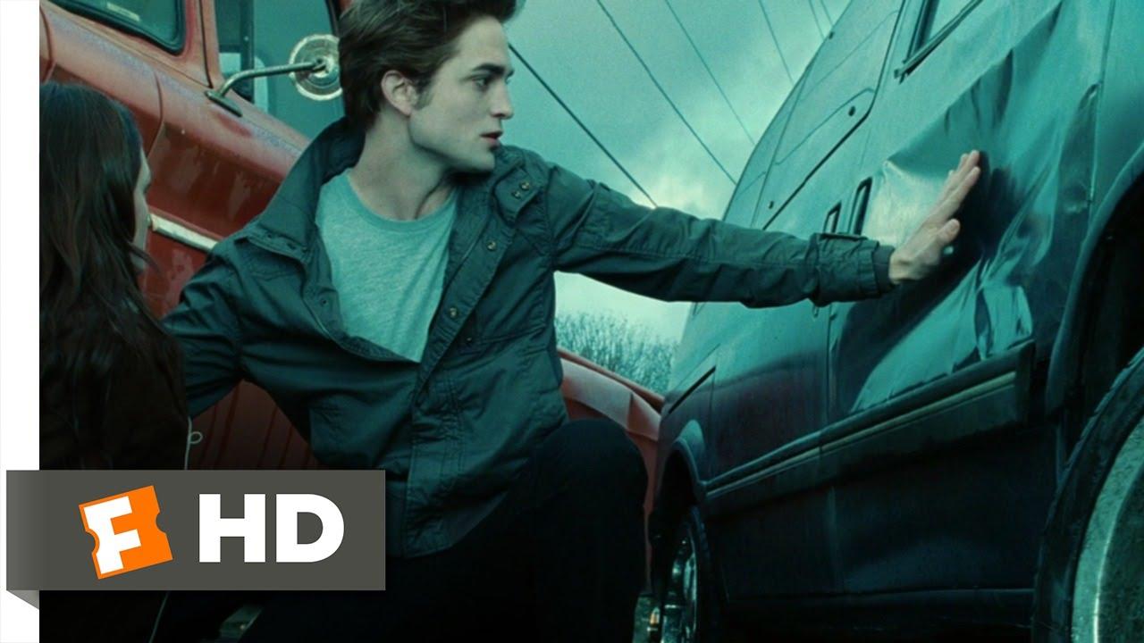 Twilight movie clip 8 minutes