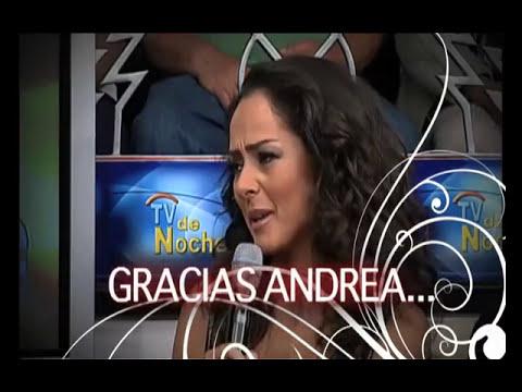 Adios Andrea Garcia