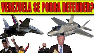 Como se defiende Venezuela ante una guerra con USA?
