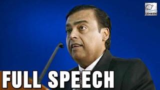 Mukesh Ambani Announces Jio Prime Membership | FULL SPEECH | Lehren News