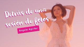 Angela Aguilar Mi Vlog 10 Detrás De Cámara Sesión De Fotos Los Angeles