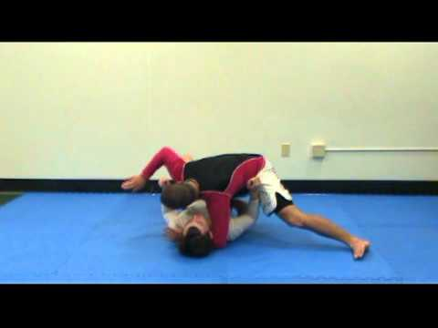 Papercutter Choke from Side Control