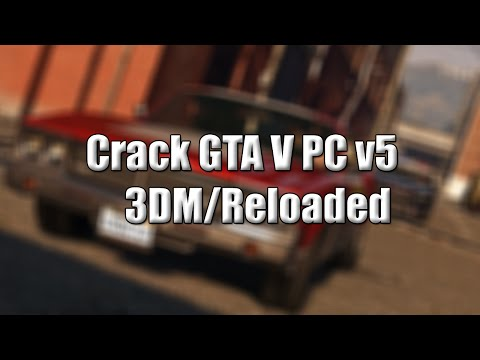 PC Repack Grand Theft Auto V + Update 5 + Crack V5