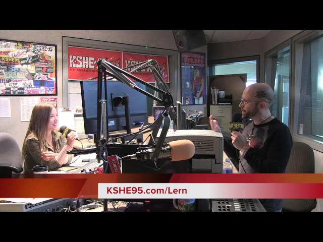Lern of KSHE-95 on The Darryn Yates Show