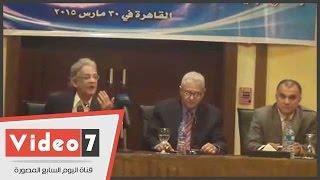 بالفيديو .. أبو الغار و اسحاق و أبو عيطة يشاركون فى مؤتمر اصلاح البنية التشريعية للانتخابات