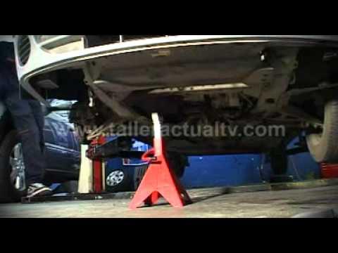 Renault Megane Desmontaje Distribucion