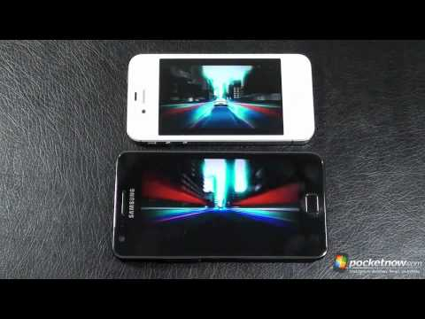 iPhone 4S vs. Samsung Galaxy S 2 Music Videos