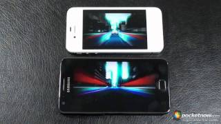 iPhone 4S vs. Samsung Galaxy S 2