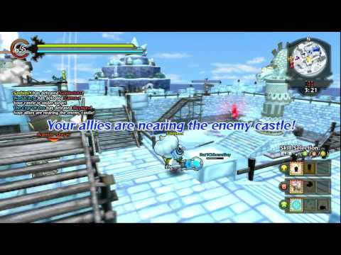 Happy Wars Toylogic Microsoft Studios SasmimiX SashimiX 5