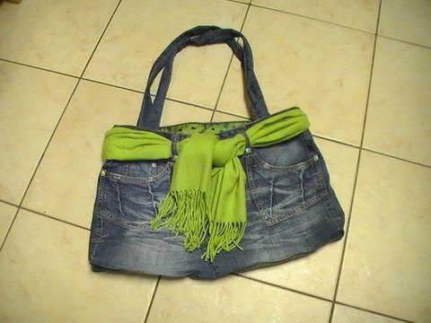 Ideas para reciclar pantalones