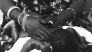 Massage de bébé à la senegalaise par nos mamans
