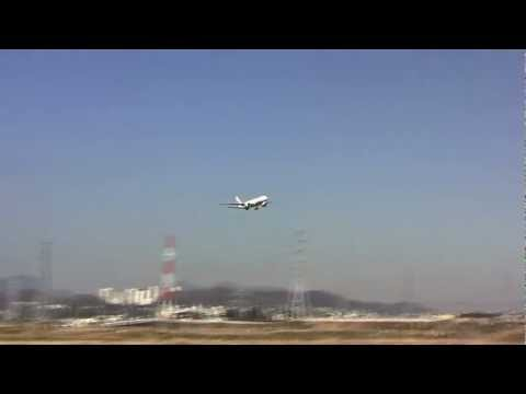 Boeing 777 Windrider 1.35m  JAL third flight