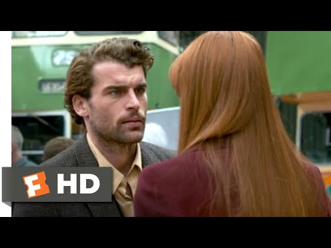 Not Another Happy Ending (2013) - He's Using You Scene (5/8) | Movieclips
