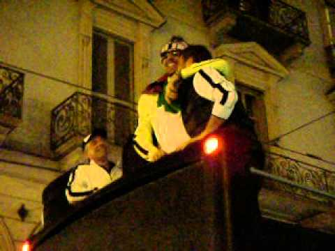 Terza Stella - Chiellini e Buffon deliziano la folla!