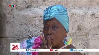 Người dân Cuba không chi nhiều tiền cho xì gà | VTV24
