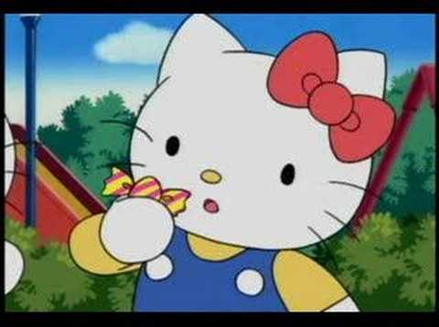 Hello Kitty - Las Bolsas Magicas