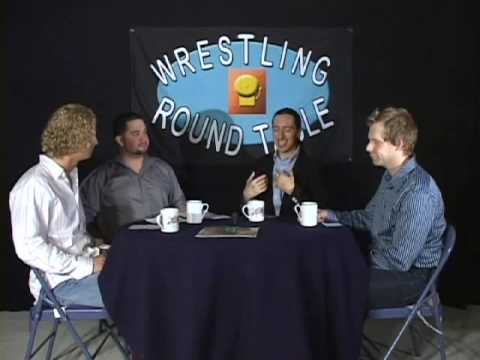 Wrestling Roundtable 8/16/09 Part 1 Puroresu