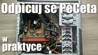 Odpicuj se PeCeta - w praktyce - 300 zł - wymiana procesora i grafiki, test gry Fifa16