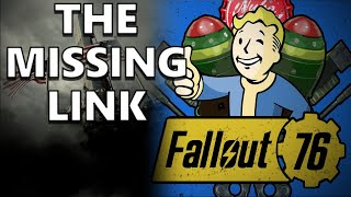 "Fallout 76 - ""The Missing Link"" (Full Completion) Quest Walk-Through & Guide ☑️"