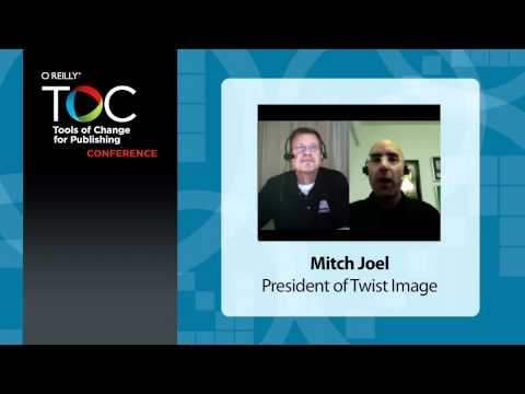 Joe Wikert interviews Mitch Joel, President of Twist Image