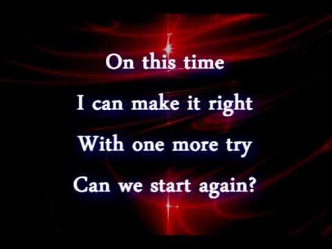 Red - Start Again