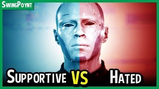 Detroit Become Human - How to Supportive VS HATED Public Opinion - Pacifist VS Violent