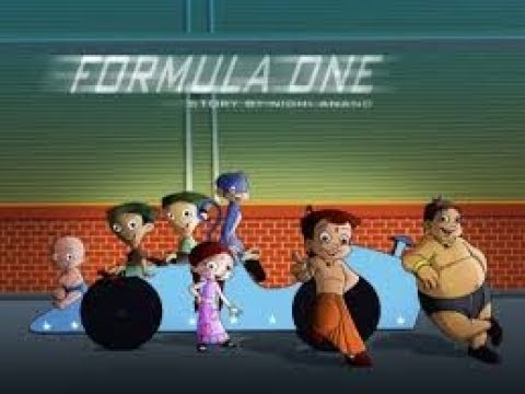 Chhota Bheem - Formula One video