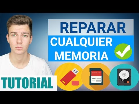 REPARAR Memoria dañada Sin Formatear   Pendrive. USB. Tarjeta SD. Disco Duro