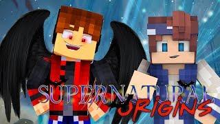 WELCOMING THE DRUID! - Supernatural Origins #9 (Supernatural Minecraft Roleplay)