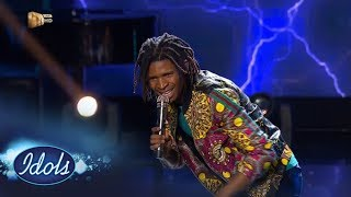 Top 4 Reveal: Thato - 'If' – Idols SA | Mzansi Magic