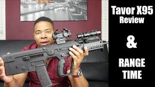 Tavor X95   Best Gun of 2018   Review and Range Time