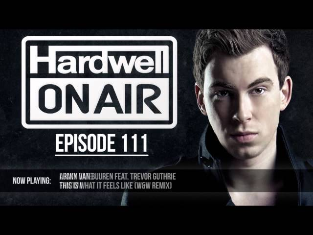 Hardwell On Air 111