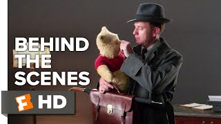 Christopher Robin Behind the Scenes - Ewan & Pooh Screen Tests (2018) | FandangoNOW Extras