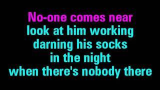 Eleanor Rigby Karaoke The Beatles You Sing The Hits