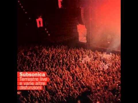 Subsonica - Abitudine
